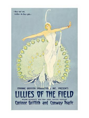 lilies-of-the-field