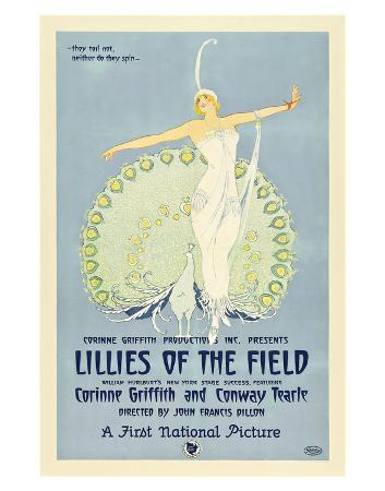 lillies-of-the-field-1924