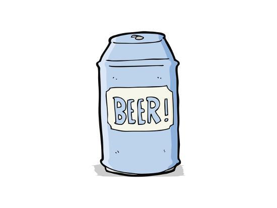 lineartestpilot-cartoon-beer-can