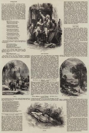 literary-illustrations