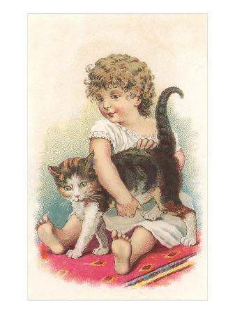 little-girl-with-cat