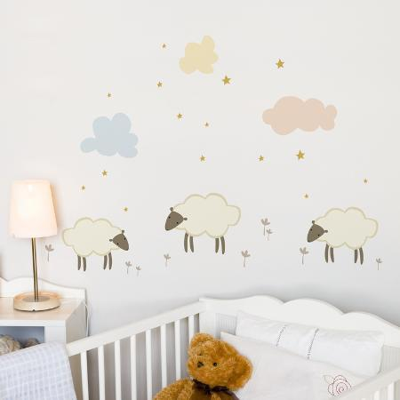 little-sheeps-wall-decal