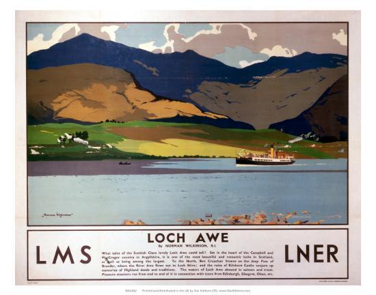 loch-awe-lms-lner-c-1923-1947