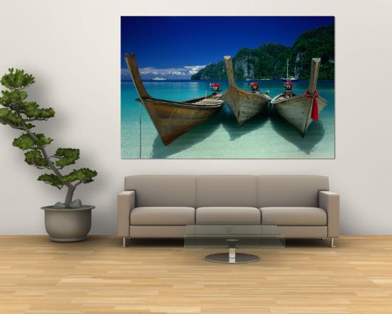 longtail-boats-at-ao-lo-dalam-ko-phi-phi-don-krabi-thailand