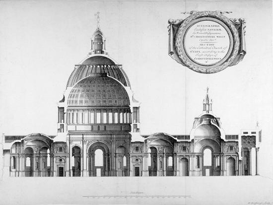 longtitudinal-section-through-st-paul-s-cathedral-city-of-london-1700