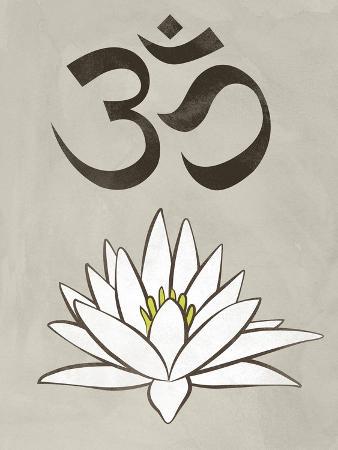 lotus-meditation-aum-blue-white-print-poster