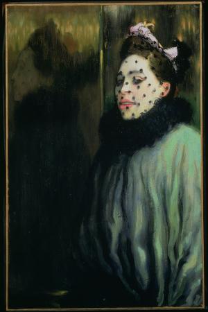 louis-anquetin-woman-in-a-veil-1891