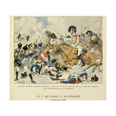 louis-bombled-4th-line-infantry-in-austerlitz-dec-2-1805-from-the-book-les-heros-du-siecle
