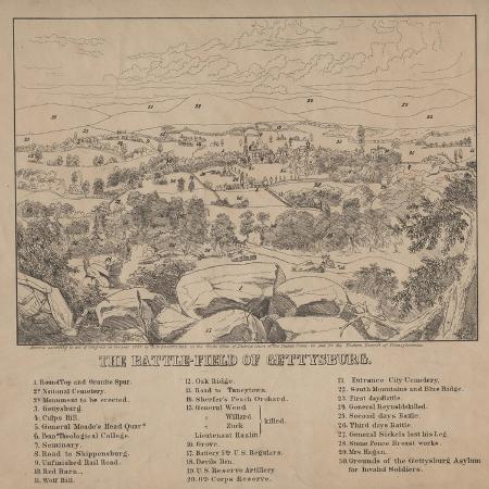 louis-n-rosenthal-the-battle-field-of-gettysburg-c-1867