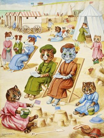 louis-wain-holiday-time
