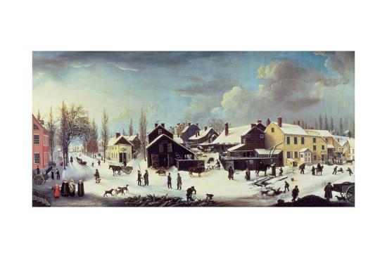 louisa-ann-coleman-winter-scene-in-brooklyn-c-1817