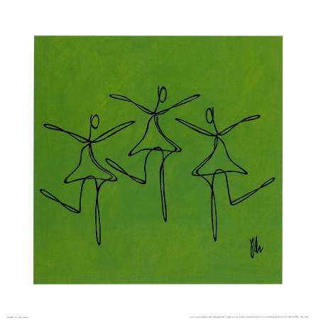 love-green-dancers