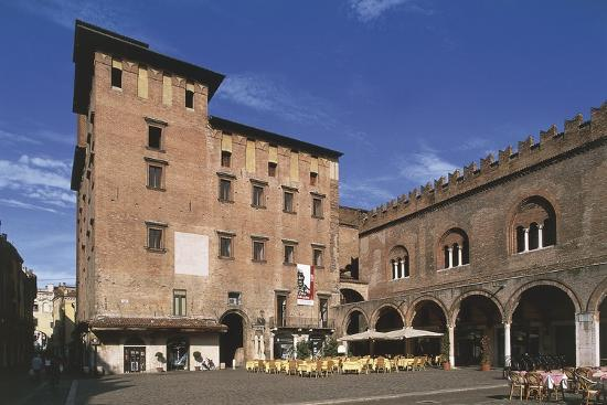 low-angle-view-of-a-palace-piazza-dell-ere-mantua-lombardy-italy