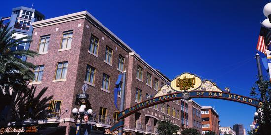 low-angle-view-of-sign-gaslamp-quarter-san-diego-california-usa