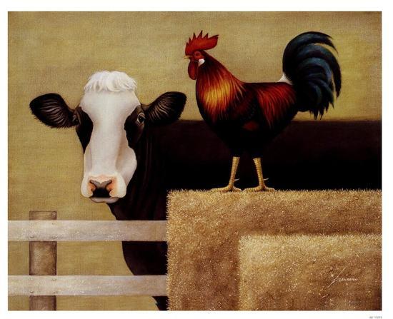 lowell-herrero-barnyard-cow