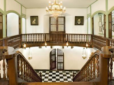 Luca Tettoni Staircase Of Pastor Heritage House Classic
