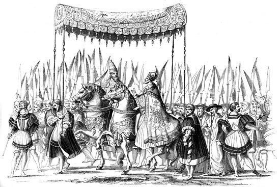 lucas-cranach-the-elder-imperial-procession-1529-1530