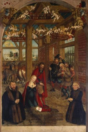 lucas-cranach-the-younger-adoration-of-the-shepherds-epitaph-for-caspar-niemeck-1564