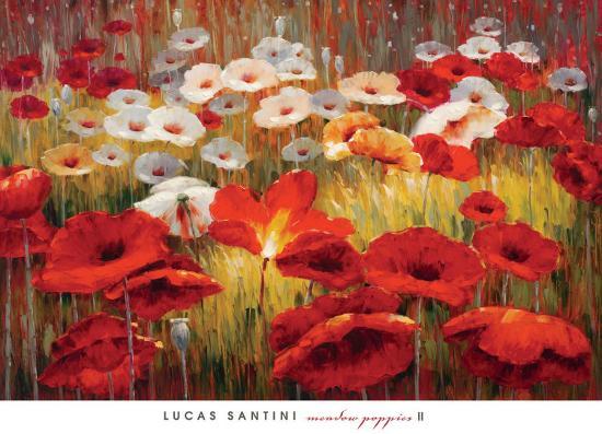 lucas-santini-meadow-poppies-ii
