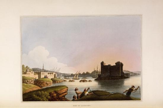 luigi-mayer-port-of-latachia-1810