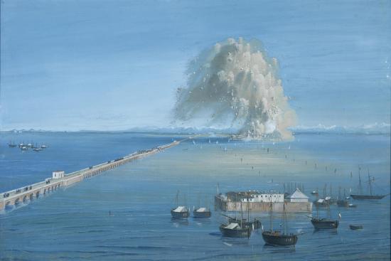 luigi-querena-explosion-of-a-mine-in-san-giuliano