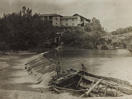 luigi-verdi-mill-on-the-river-natisone-in-premariacco-during-the-first-world-war