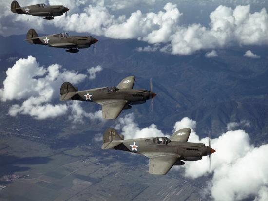 luis-marden-p-40-pursuits-of-the-u-s-army-air-corps-patrol-over-trinidad