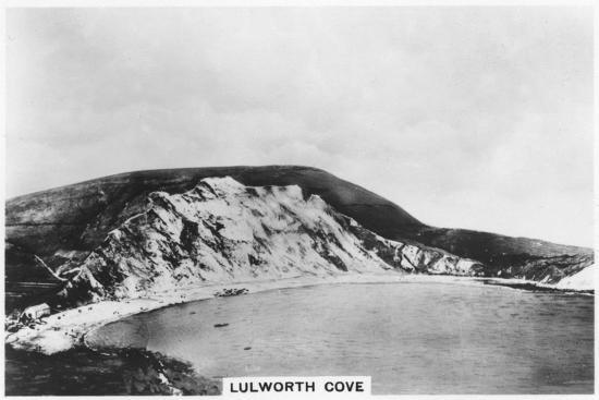 lulworth-cove-dorset-1937