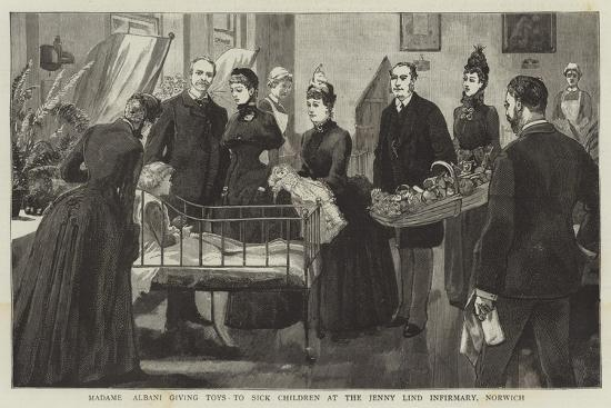 madame-albani-giving-toys-to-sick-children-at-the-jenny-lind-infirmary-norwich