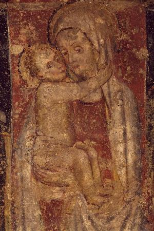 madonna-and-child-the-crypt-of-saint-columban-s-abbey-bobbio-emilia-romagna-detail-italy