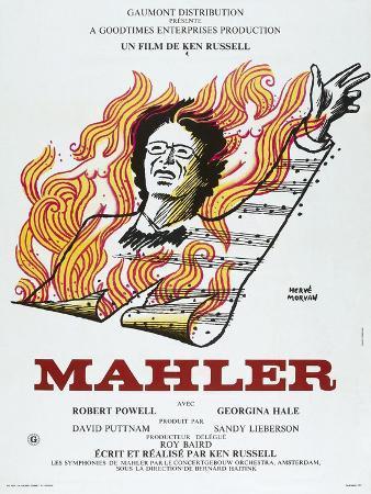 mahler-french-poster-robert-powell-1974
