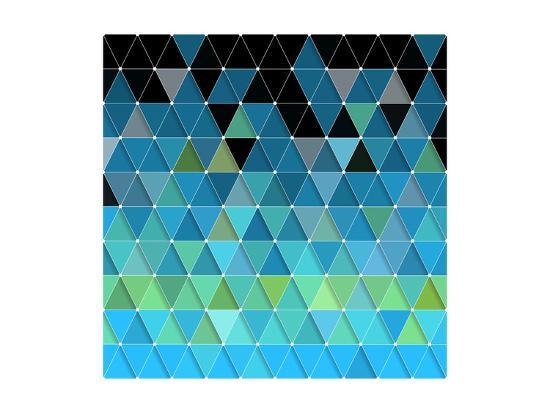 maksim-krasnov-blue-triangles-pattern