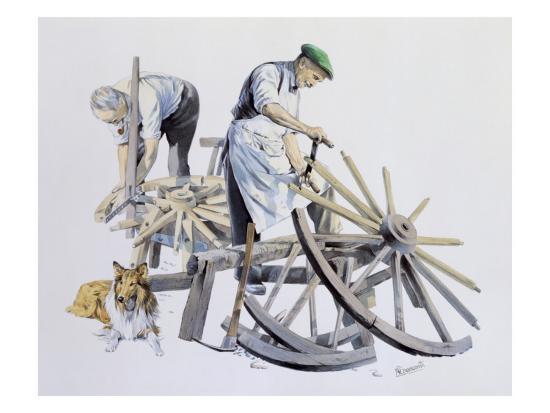 malcolm-greensmith-wheelwrights-making-cart-wheels