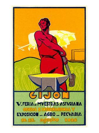 man-with-anvil-gijon