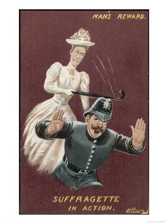 mans-reward-suffragette-in-action