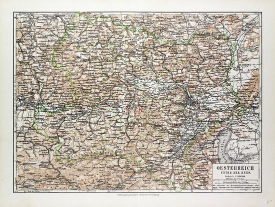map-of-austria-1899