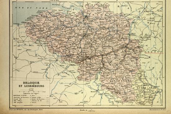 map-of-belgium-and-luxemburg