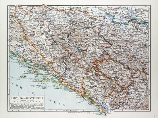 map-of-bosnia-and-herzegovina-montenegro-serbia-1899