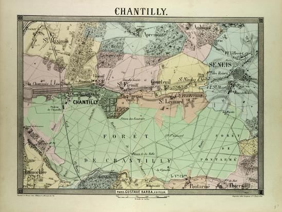 map-of-chantilly-france