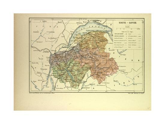 map-of-haute-savoie-france