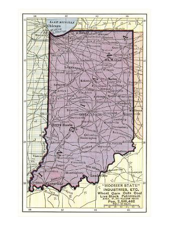 map-of-indiana