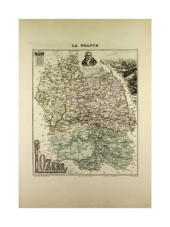 map-of-lozere-1896-france