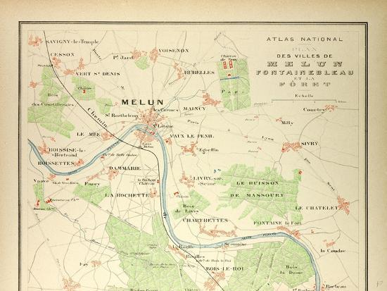 map-of-melun-fontainebleau
