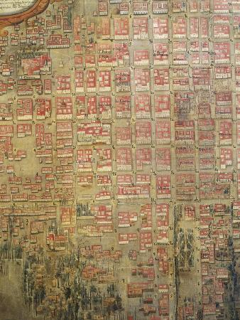 map-of-mexico-city-1737