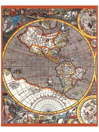 map-of-north-america-ii