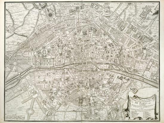 map-of-paris-from-l-atlas-de-paris-by-jean-de-la-caille-1714