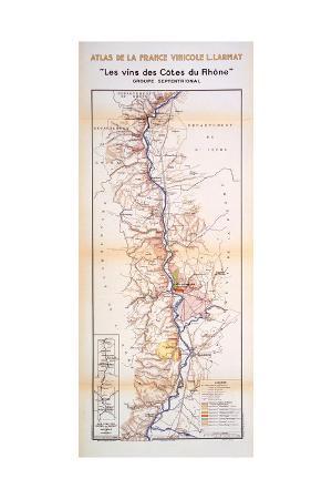 map-of-the-cotes-du-rhones-region