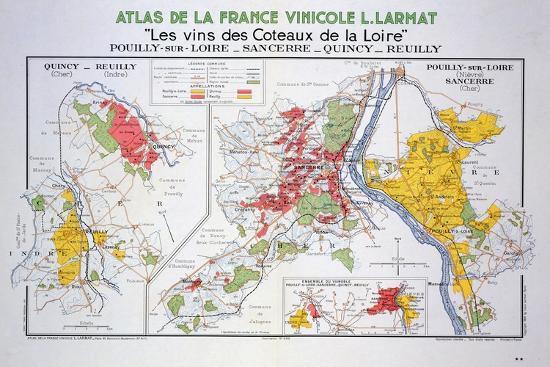 map-of-the-loire-region-pouilly-sur-loire