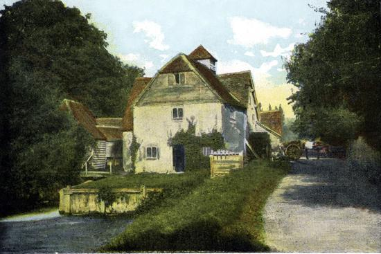 mapledurham-mill-oxfordshire-20th-century
