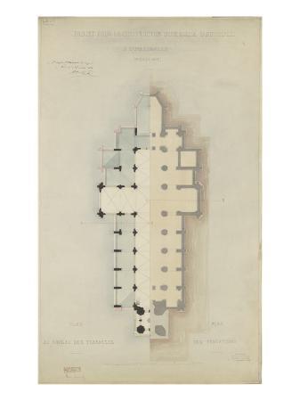 marcellin-varcollier-eglise-paroissiale-a-napoleonville-pontivy-morbihan-plan-au-niveau-des-terrasses-plan-des